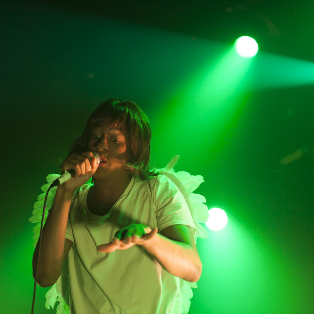 Mykki Blanco, pic shot by Christian Chauvet https://www.flickr.com/photos/cch44/