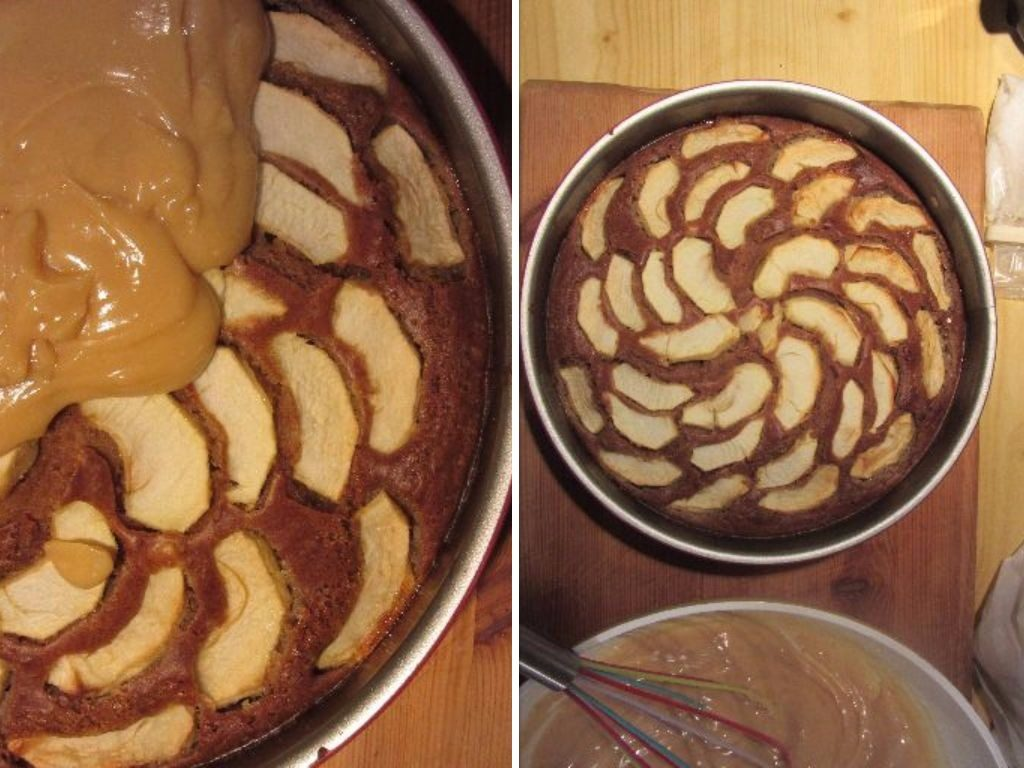 cider-cake-collage