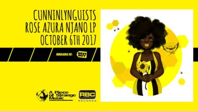 Preview: CunninLynguists (@Molotow, October 26th 2017)