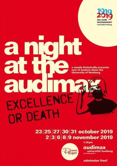 A Night at the Audimax – A Sort of Musical by the University Players