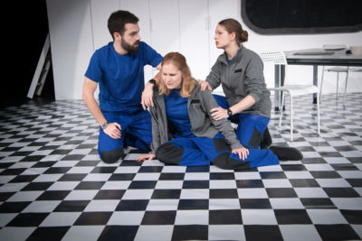 "Review: ""X"" by the University Players"